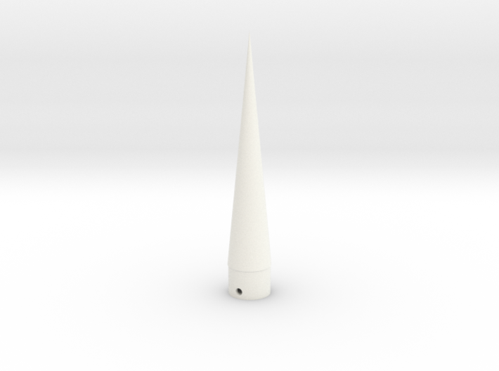 ASP Nose Cone BT50 scale 3d printed
