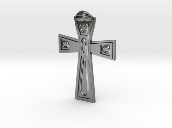 Christianity 3d printed
