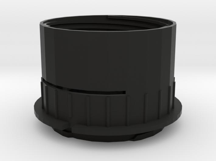Diy M43 Lens V20 For Shapeways -- Main Body 3d printed