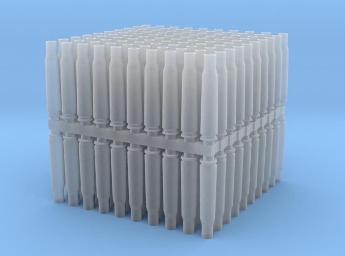 1/12th .50 Cal empty shells. set of 200 3d printed