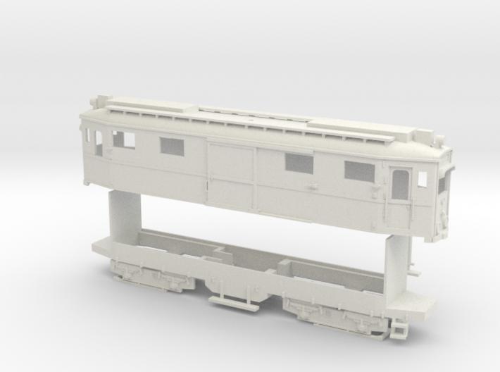 Triebgüterwagen OEG 18 3d printed