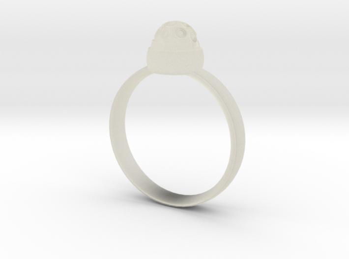 Planetarium ring(USA 6,Japan 11, Britain L) 3d printed