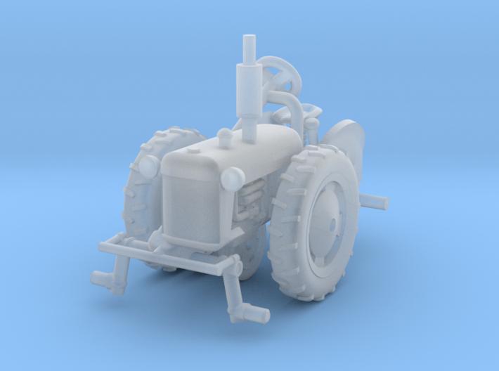 1-64 Scale 1950 Potato Tractor 3d printed