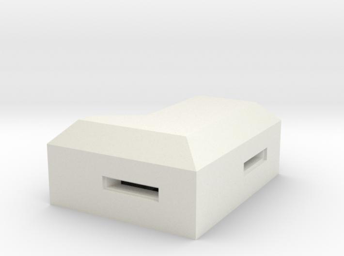MG Pillbox 1 3d printed