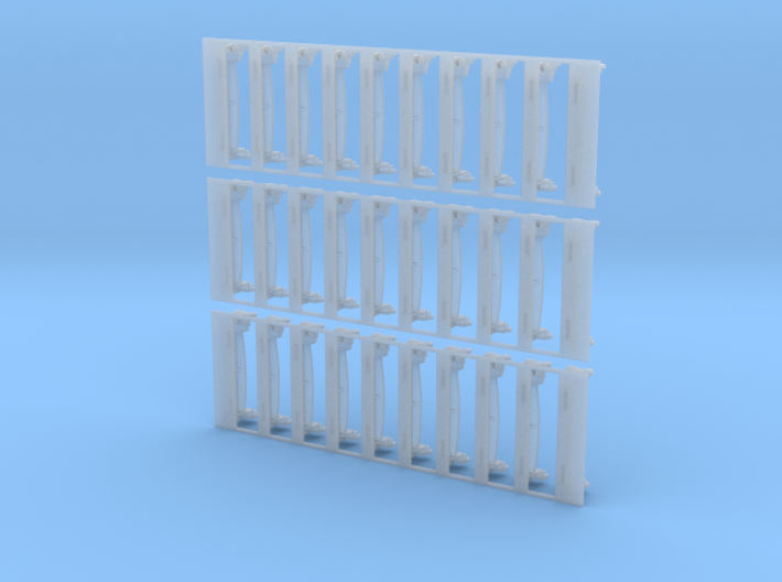 D48082 GROUSER ASSEMBLY 1-16th SCALE 3d printed