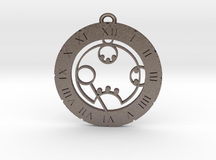 Rylan - Pendant 3d printed