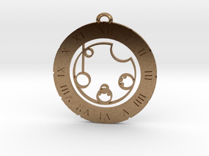 Colton - Pendant 3d printed