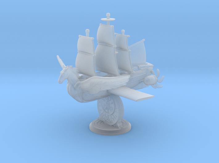 Pegasus 3d printed