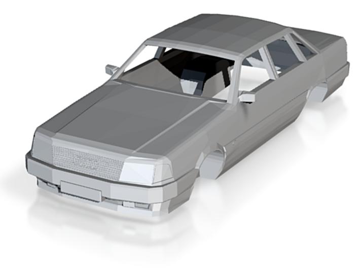 Audi 200 Quattro 3d printed