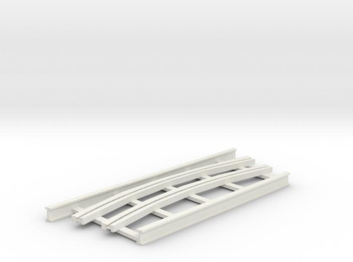 R-165-curve-250-bridge-track-long-plus-1a 3d printed