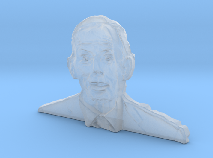 Tony Abbott Remembrance Stand 3d printed