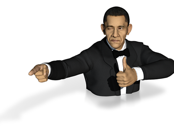 Obama Approves 3d printed