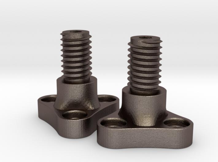 2217 motor CW/CCW adapters for DJI Self Tightening 3d printed