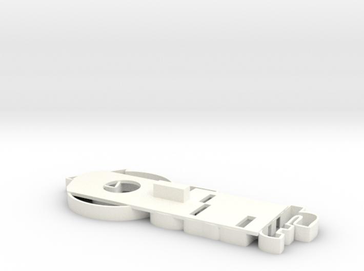 Fresh Start Logo Cutter 3d printed