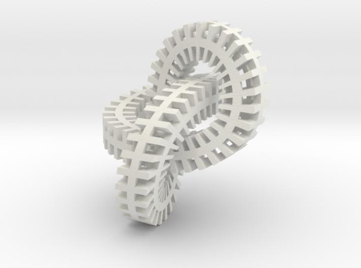 mobius metal 3d printed