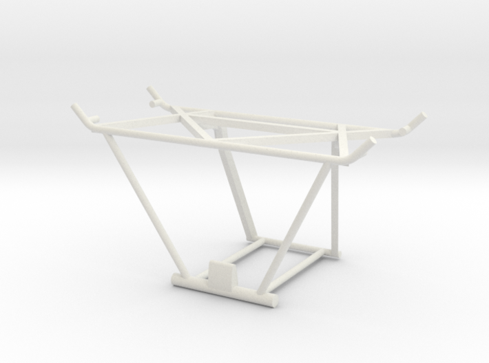 MESA Seat Structure 3d printed