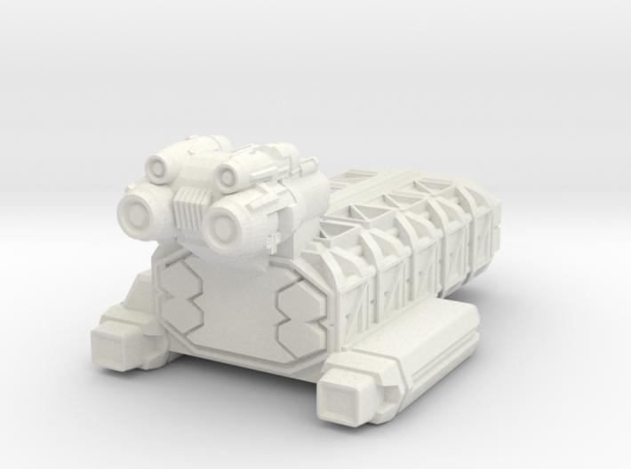 Megaladon 3d printed