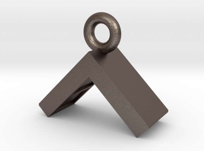 Agility Tire Zipper Charm 3d printed
