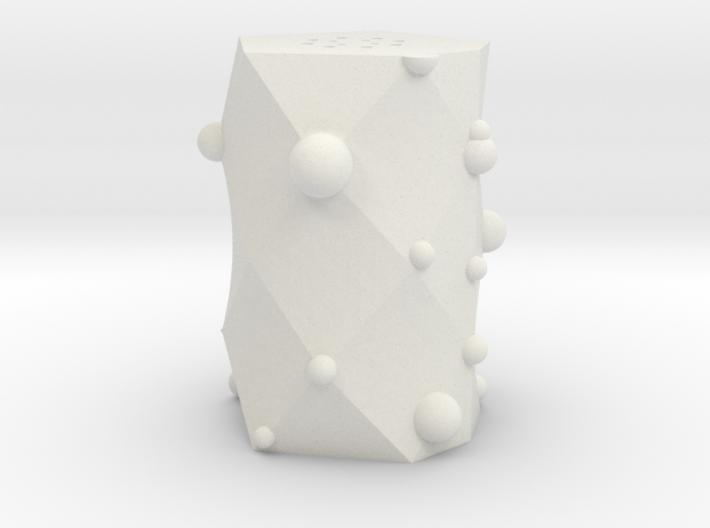 Salt Shaker 'Beta' 3d printed
