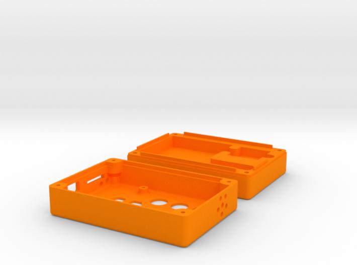 MoPro LensA (Mobius - GoPro Conversion Case) 3d printed