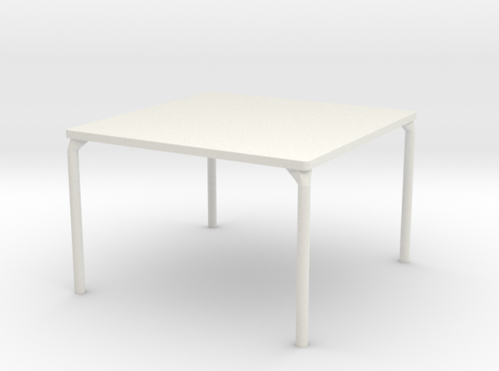 HTLA Square Table: 10% 3d printed