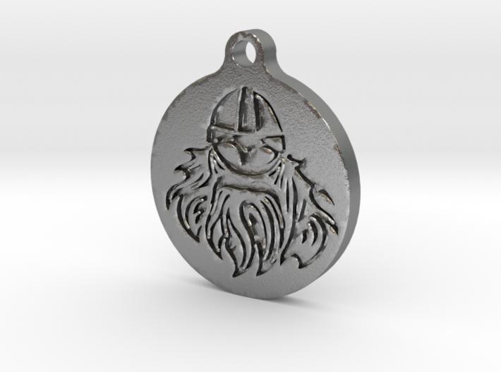Vikingface 3d printed
