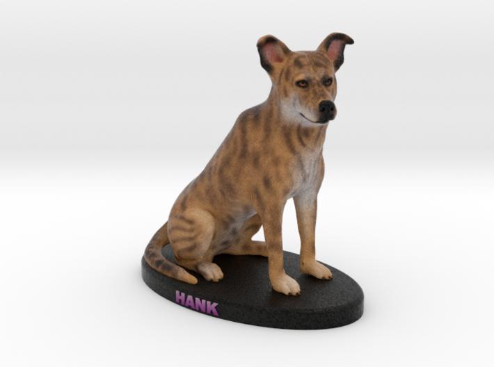 Custom Dog Figurine - Hank 3d printed