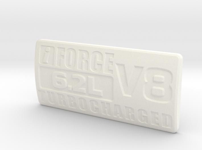 Badge-6.2-TC 3d printed