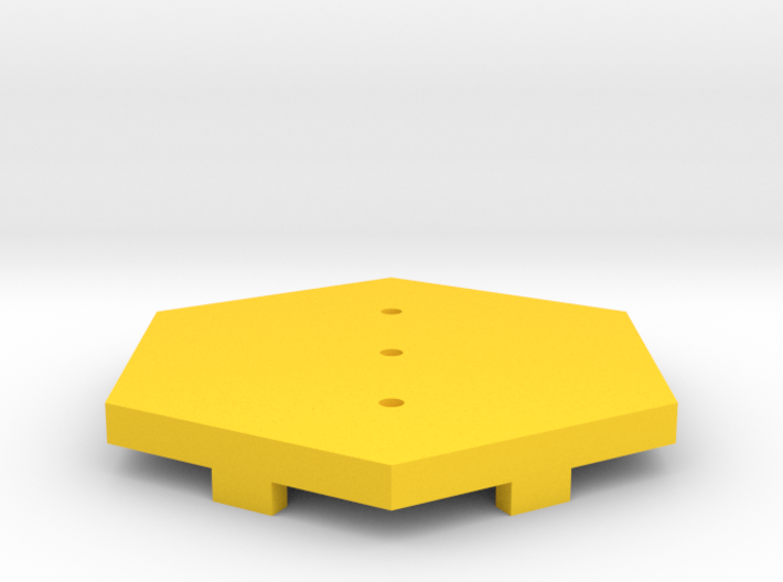Desert Tile 3d printed