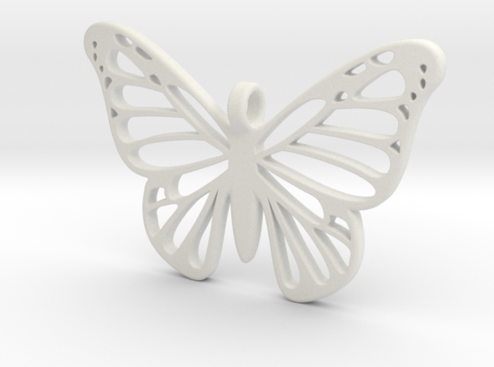 Butterbug 7 3d printed