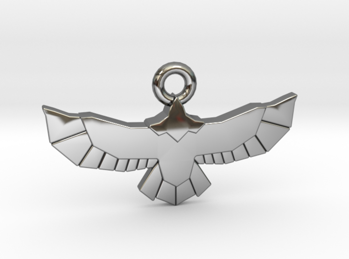 Poly Eagle 3d printed