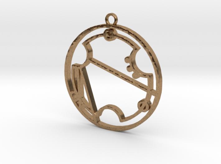 Teresa - Necklace 3d printed