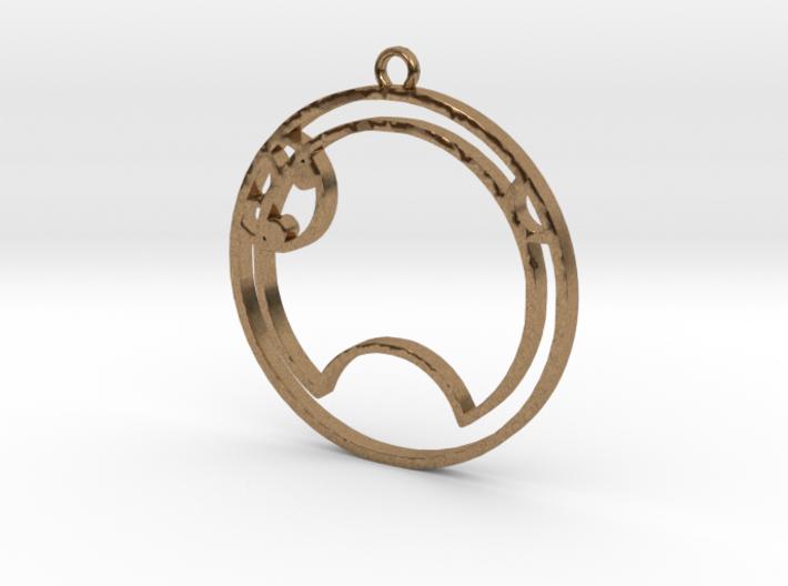 Taya - Necklace 3d printed