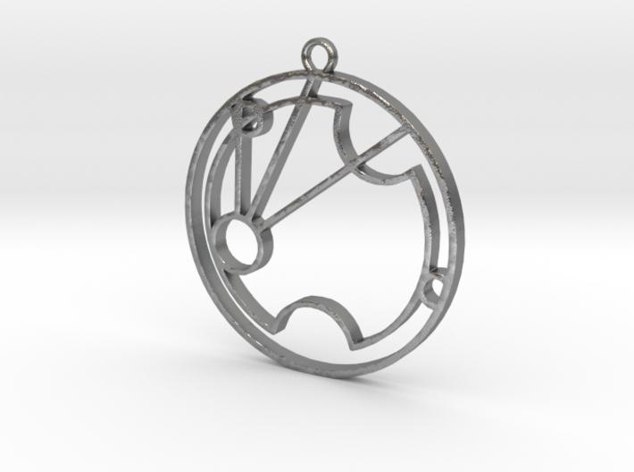 Tatum - Necklace 3d printed