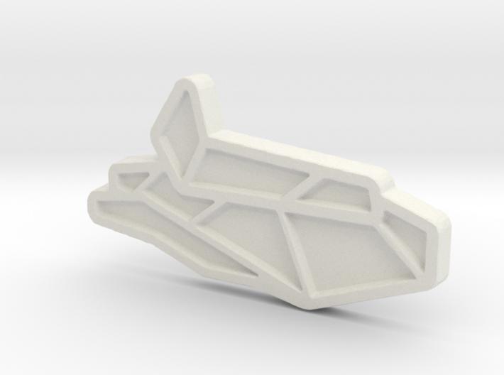 Ship #3 3d printed