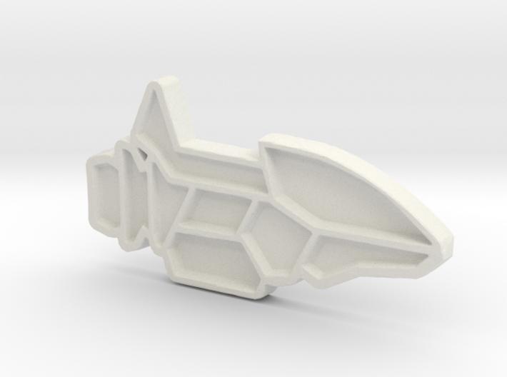 Ship #8 3d printed