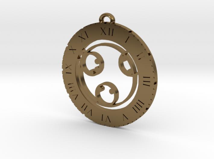 Kyla - Pendant 3d printed