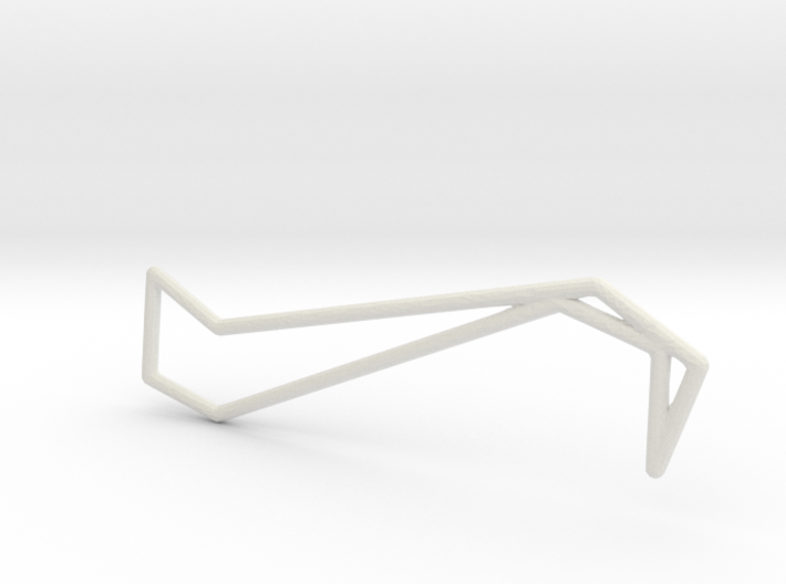 enneagon - an aperiodic tile 3d printed