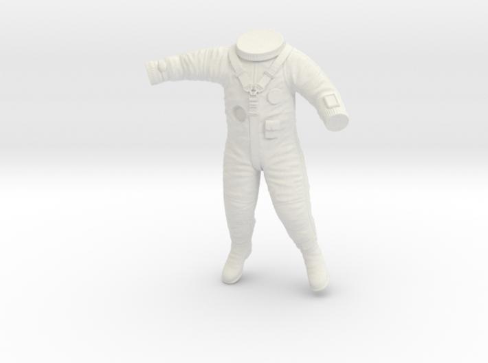 Cosmonaut Alexey Leonov ( 29cm Figure / Body) 3d printed