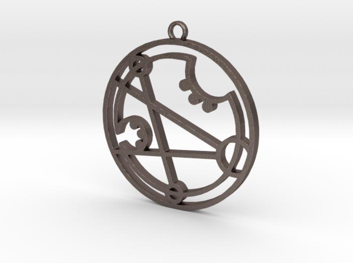 Ingrid - Necklace 3d printed