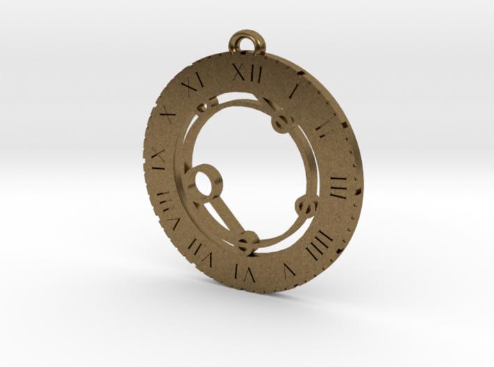 Ieuan - Pendant 3d printed
