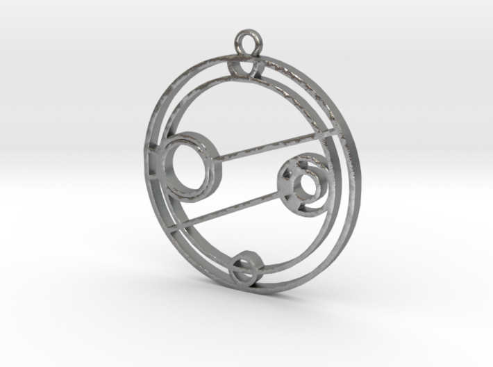 Elianna - Necklace 3d printed