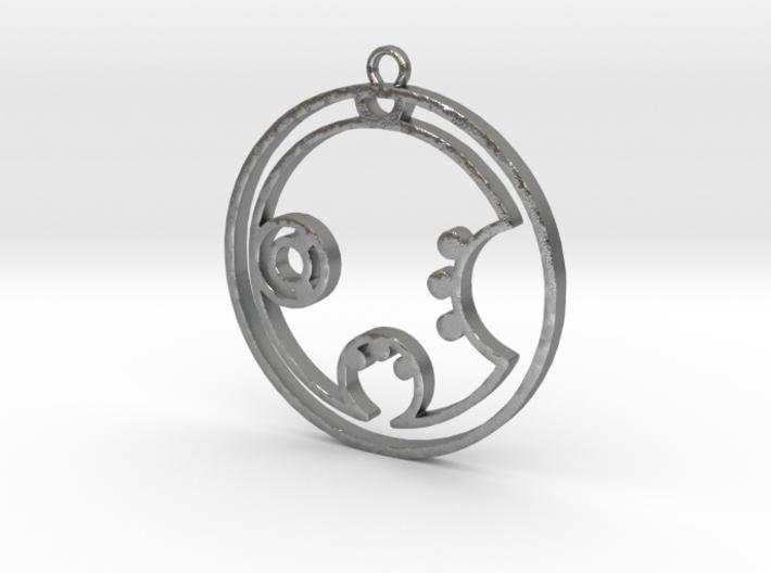 Drake - Necklace 3d printed