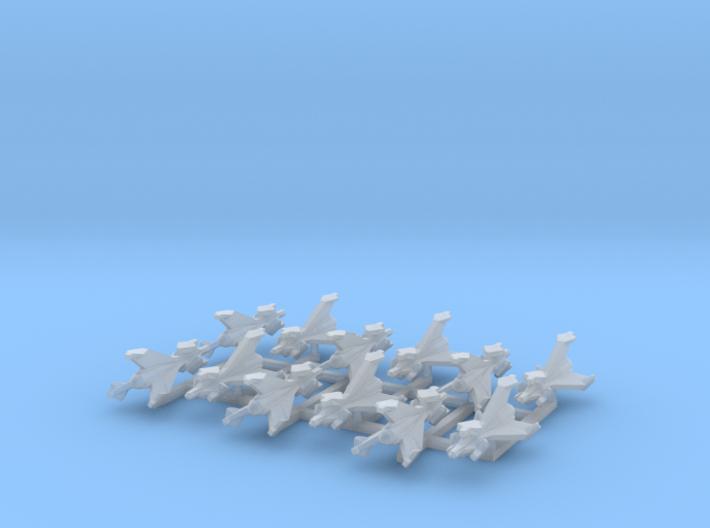 Windstar: Nial Class Fighter Set 3d printed