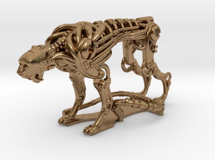 ~cheetah 2 Piece 50% 3d printed