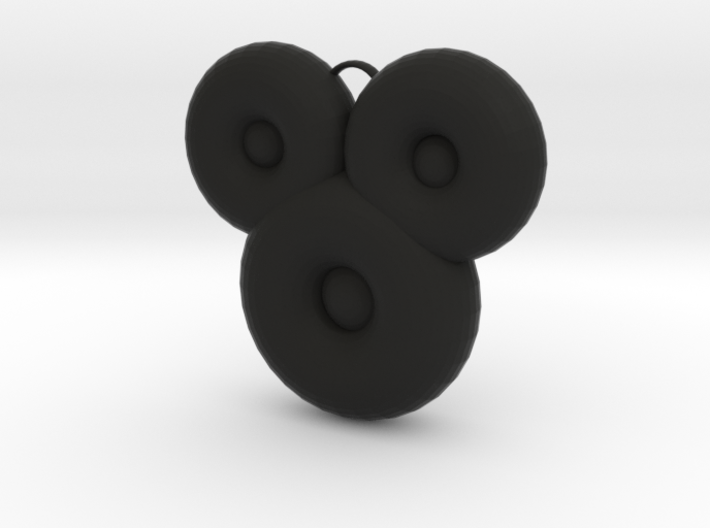 Mickeymouse 3d printed