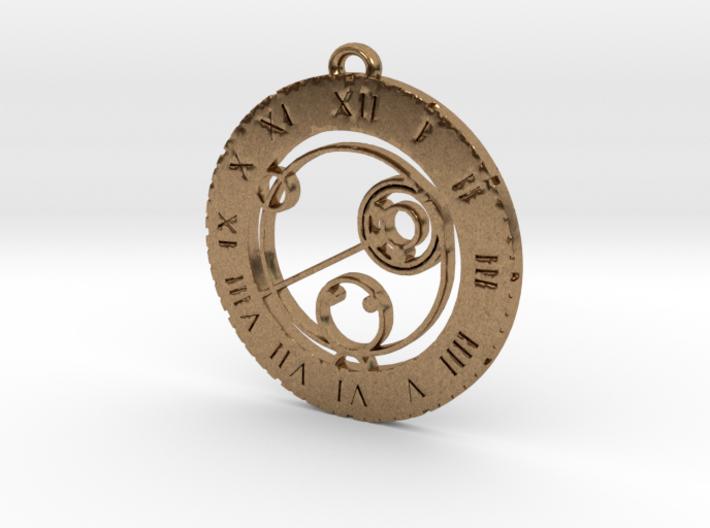 Callie - Pendant 3d printed