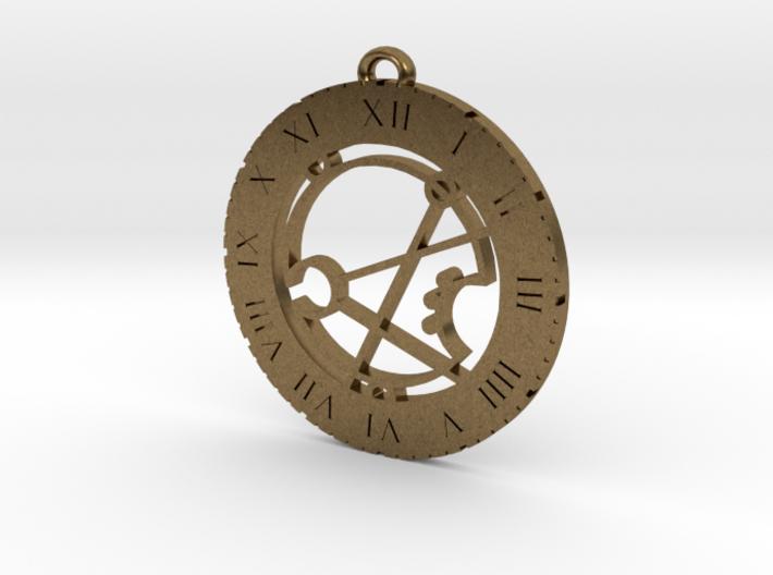 Ariah - Pendant 3d printed