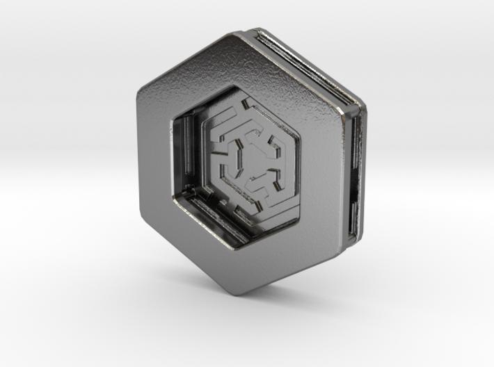 labyrinth 3d printed