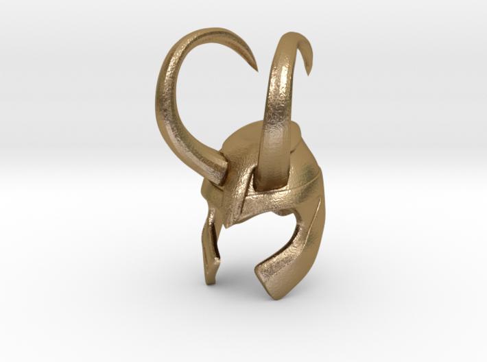 Loki Finger Helmet 3d printed
